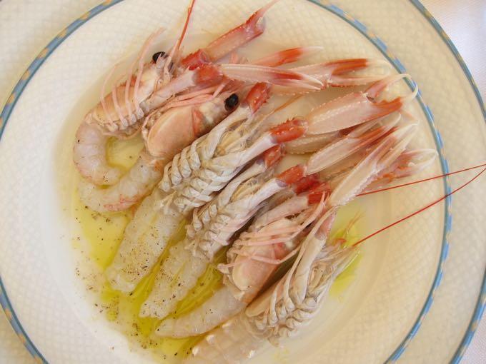 Al Pescatore, Bari