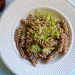 Pasta with Cabbage and Gorgonzola