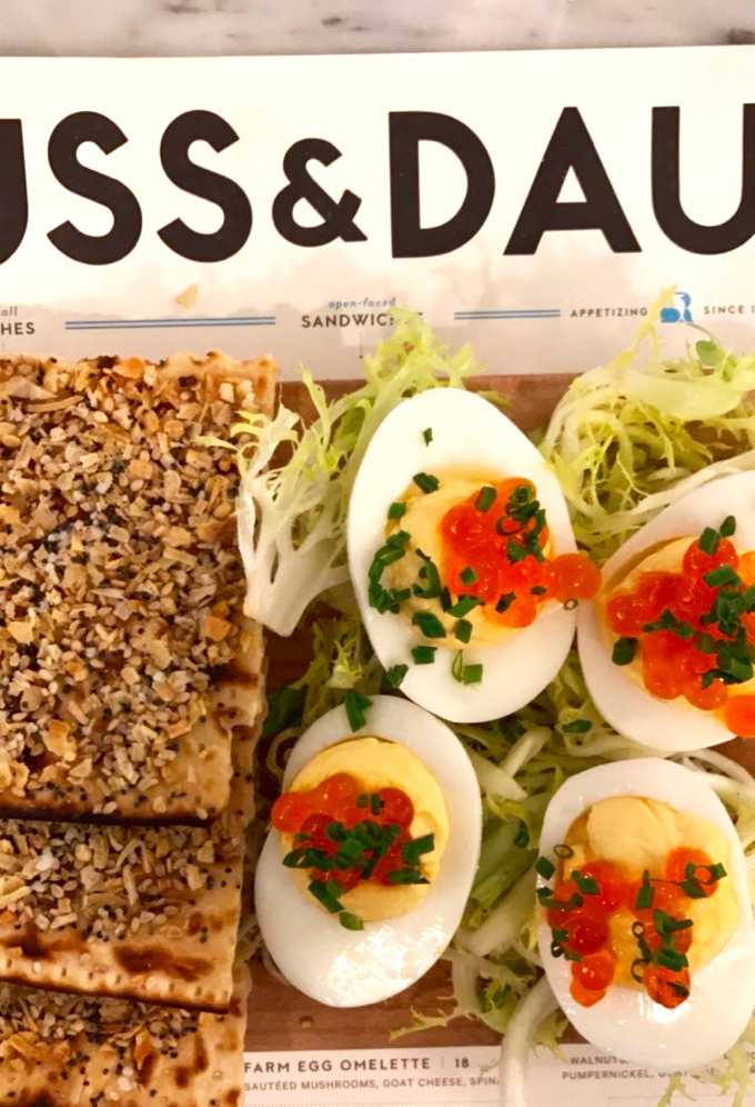 Russ and Daughters Jewish Museum