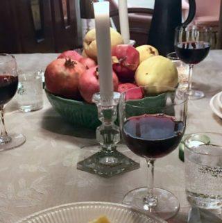 dinner party: last minute ravioli