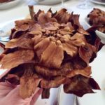 how to make fried artichokes {video}