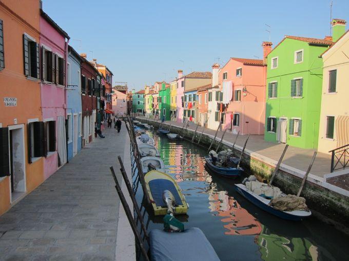 Trattoria Al Gatto Nero Burano Venice Italy