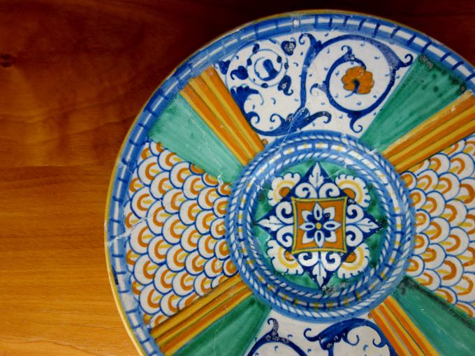 Museo Della Ceramica Di Deruta.Ceramic Museum Deruta